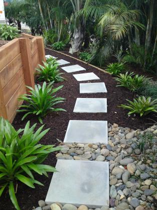 Garden Path Design Ideas by Green Thumb Landscapes