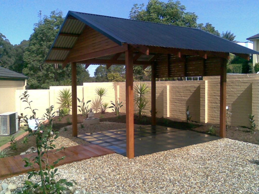 Pergolas Inspiration - Green Thumb Landscapes - Australia ...