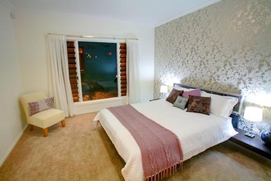 bedroom wallpaper design ideas. Wallpaper Design Ideas By Rhonda\u0027s Soft Furnishings \u0026 Decor Bedroom