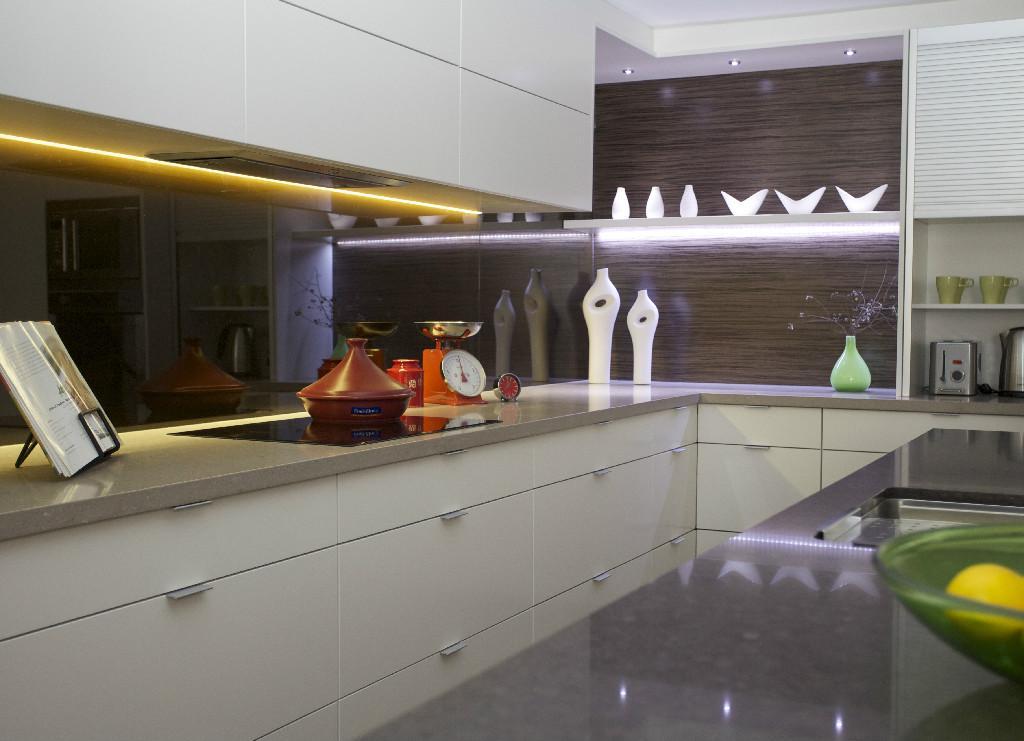 Lighting Design by Euroland Kitchens