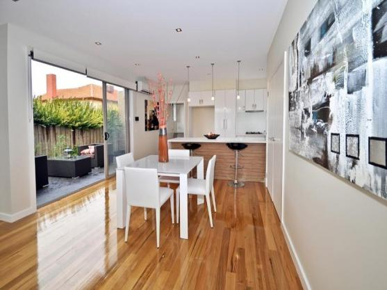 Timber Flooring Ideas by Eco Sure Homes Pty Ltd