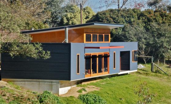 House Exterior Design by Warwick O'Brien Architects
