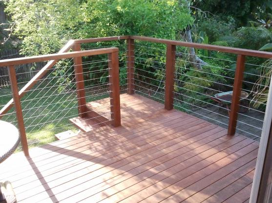 Timber deck design ideas get inspired by photos of timber decks from australian designers - Raised decking design ideas ...