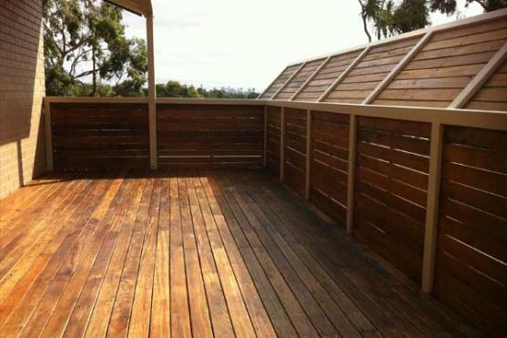 Composite Decking Designs by Modern Outdoor Living
