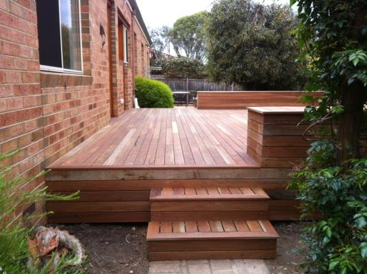 Composite Decking Design Ideas - Get Inspired by photos of ...