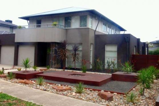 House Exterior Design by Modern Outdoor Living