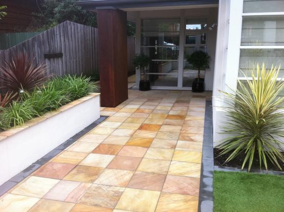 Paving Ideas by Fayz Landscaping