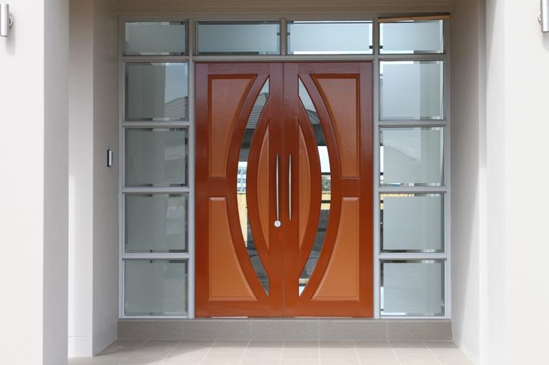 Entrance Designs by Bev Duncan Colour Design