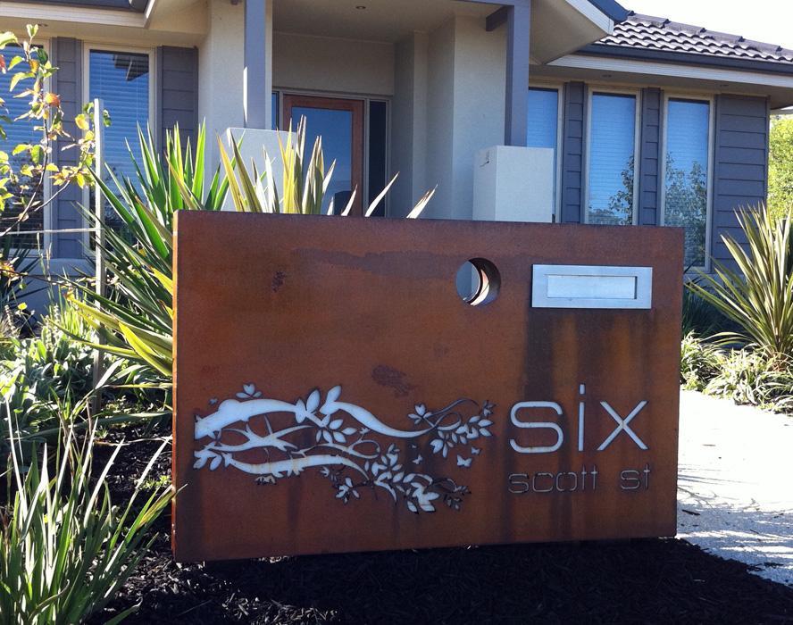 Columns Amp Letterbox S Gallery Po Box Designs