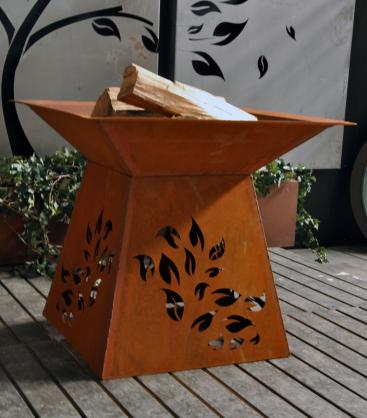 Fire Pit Design Ideas by PO Box Designs