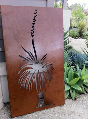 Garden Art Ideas by PO Box Designs