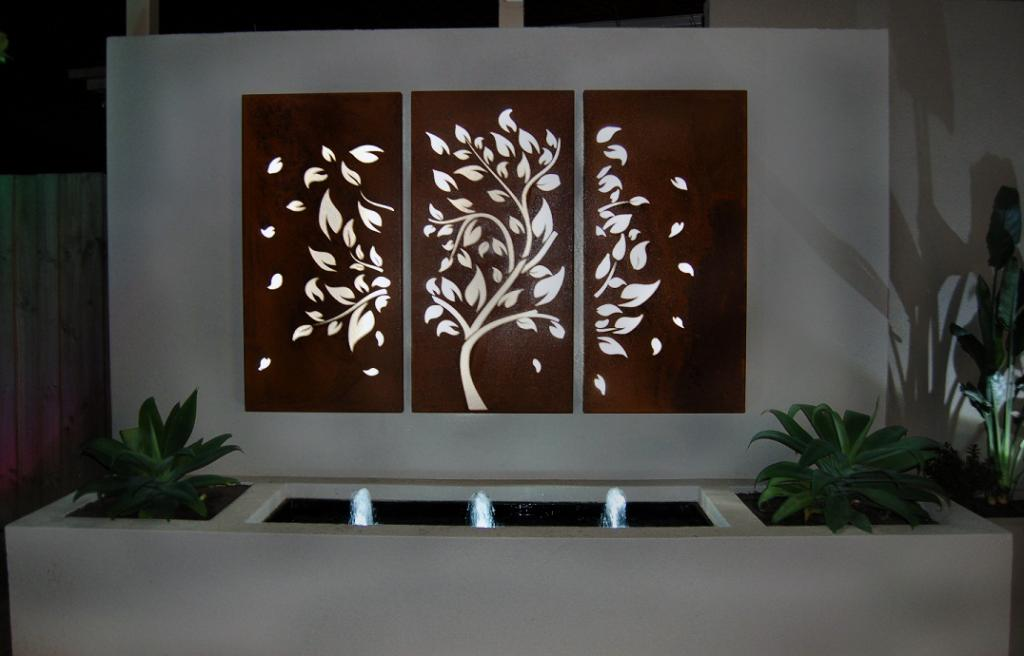 Style Ideas Garden Art Screens Wall Art Po Box