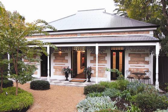 House Exterior Design by Climate Change Landscape & Project Management
