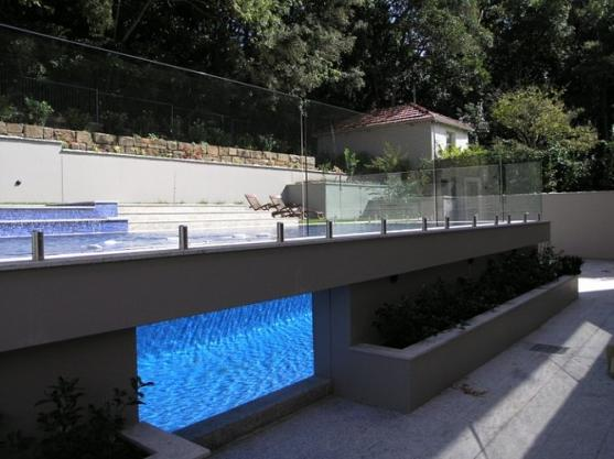 Pool Fencing Ideas by Crystal Clear Systems