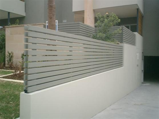 Colorbond Fencing Desgins by Foremost Fencing