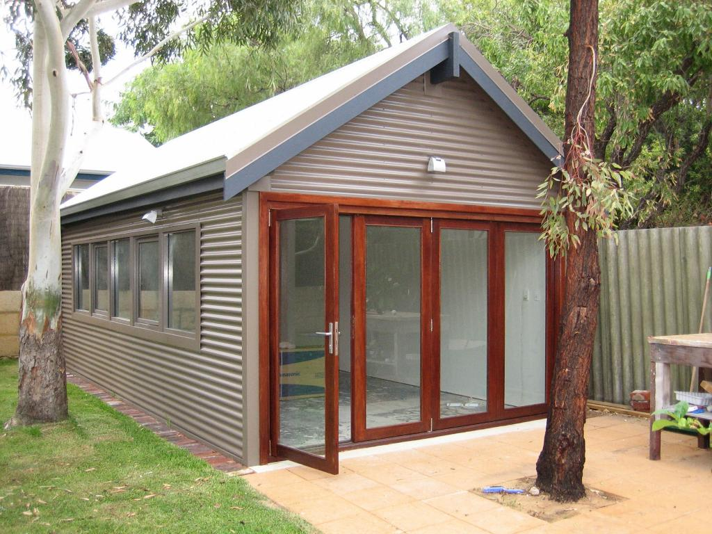 Blokes and their sheds Design shed