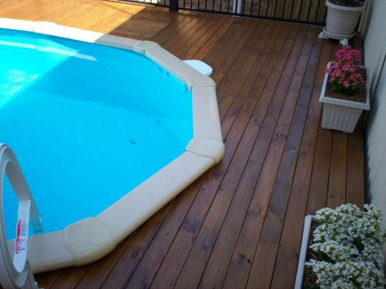 Pool Decking Design Ideas by PRO-BUILT Carpentry.