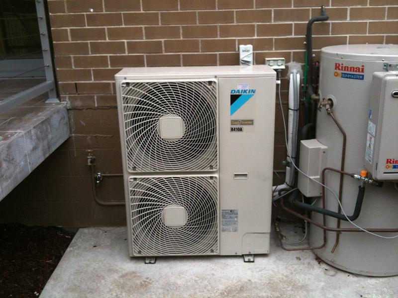 Ducted Air Con Vs Split Systems
