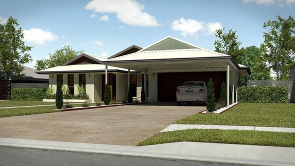 Garage Design Ideas by LYSAGHT LIVING