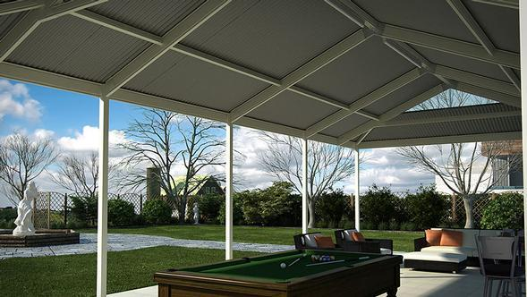 Pitched Dutch Verandahs