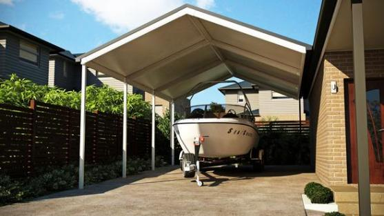 Carport Design Ideas by LYSAGHT LIVING