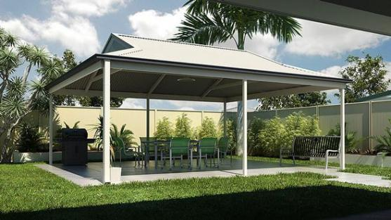 Pergola Ideas by LYSAGHT LIVING