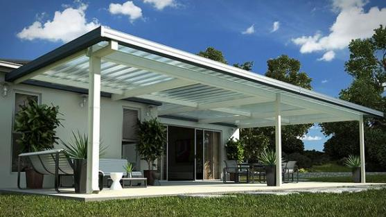 Pergola Ideas by Lysaght Living Collection