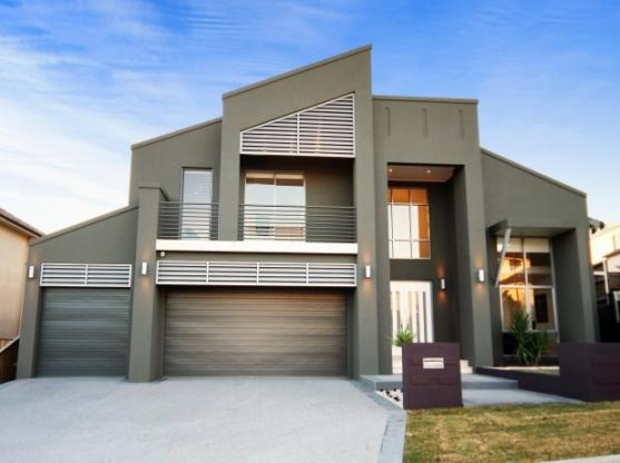 House Exterior Design by Morelli Constructions