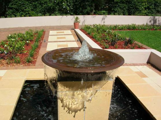 Water Feature Ideas by Greendawn Landscape Solutions