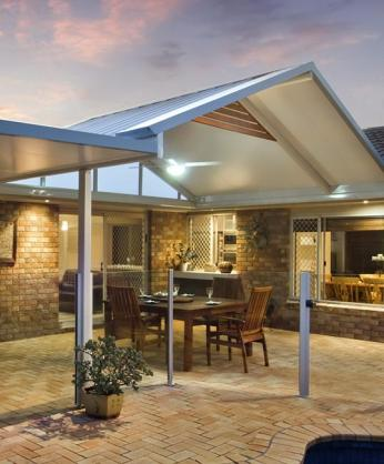 Patio Ideas by M T DEAN HOMES