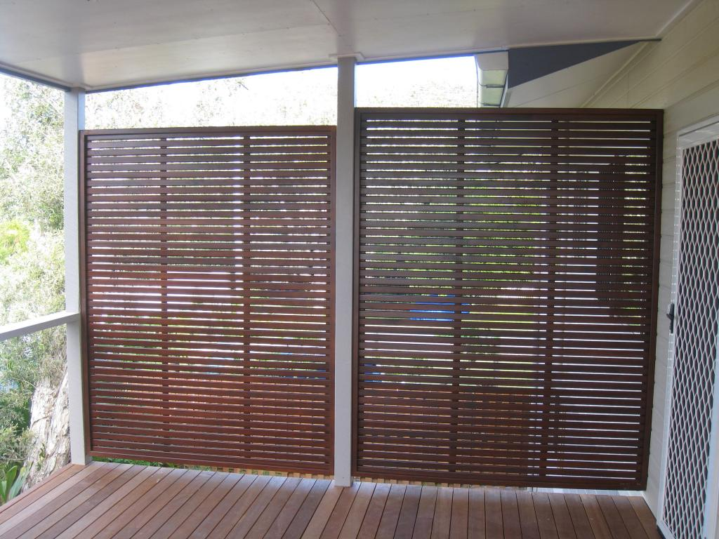 Aluminium Amp Timber Privacy Screens To Suit Your Needs