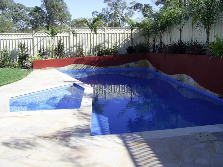Pools after galleries retreat landscaping for Pool design eltham