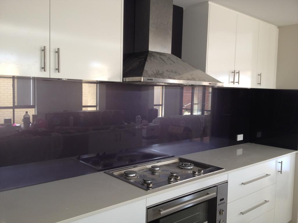 Kitchen Splashbacks Inspiration Glass Range Wa