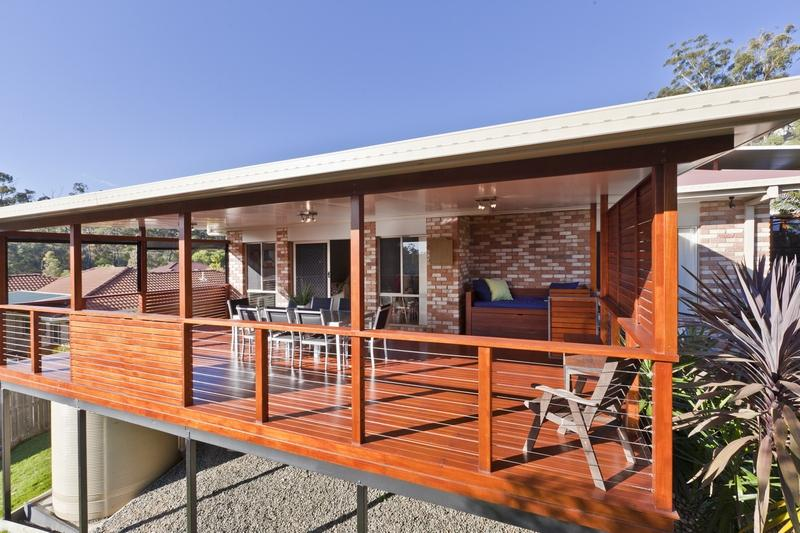 Elevated Decking Ideas by Q1 Projects
