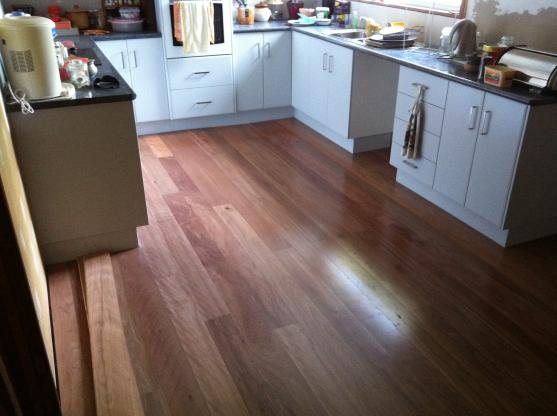 Timber Flooring Ideas by Rooster Constructions