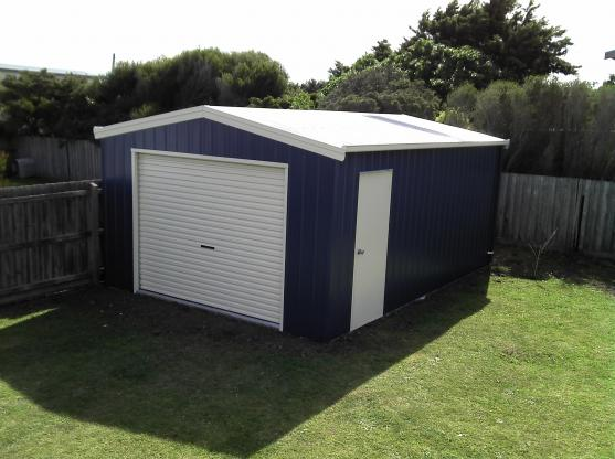 Shed Designs by Gippsland Garages & Sheds SIDACH Wonthaggi