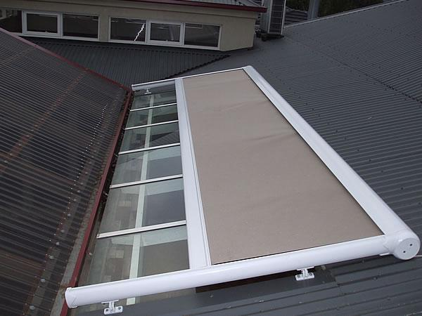 Glass Roofing Sydney Glass Roof Blinds Galleries
