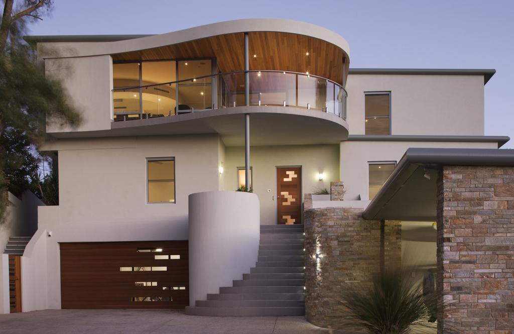 Entrance Designs by Q3 Architecture
