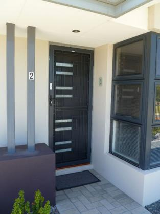 Entrance Designs by Beards Security Doors & Awnings