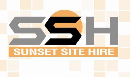 Sunset hire logo