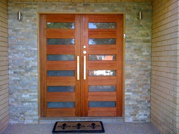 Entrance Designs by El Ray Carpentry and building