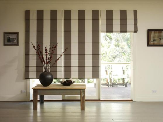 Roman Blind Ideas by Mary Stewart Design