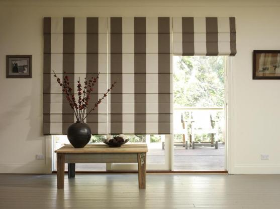 Roman Blind Ideas by Mary Stewart Design