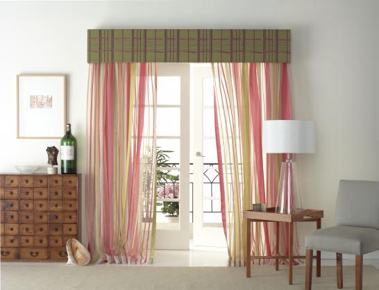 image of modern living room curtains design curtain design ideas - Curtains Design Ideas