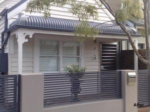 Traditional Amp Modern Bullnose Verandahs South West