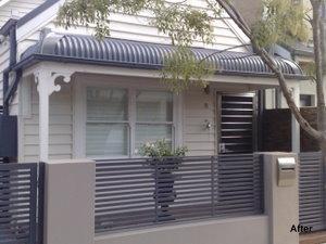 Traditional Amp Modern Bullnose Verandahs South West