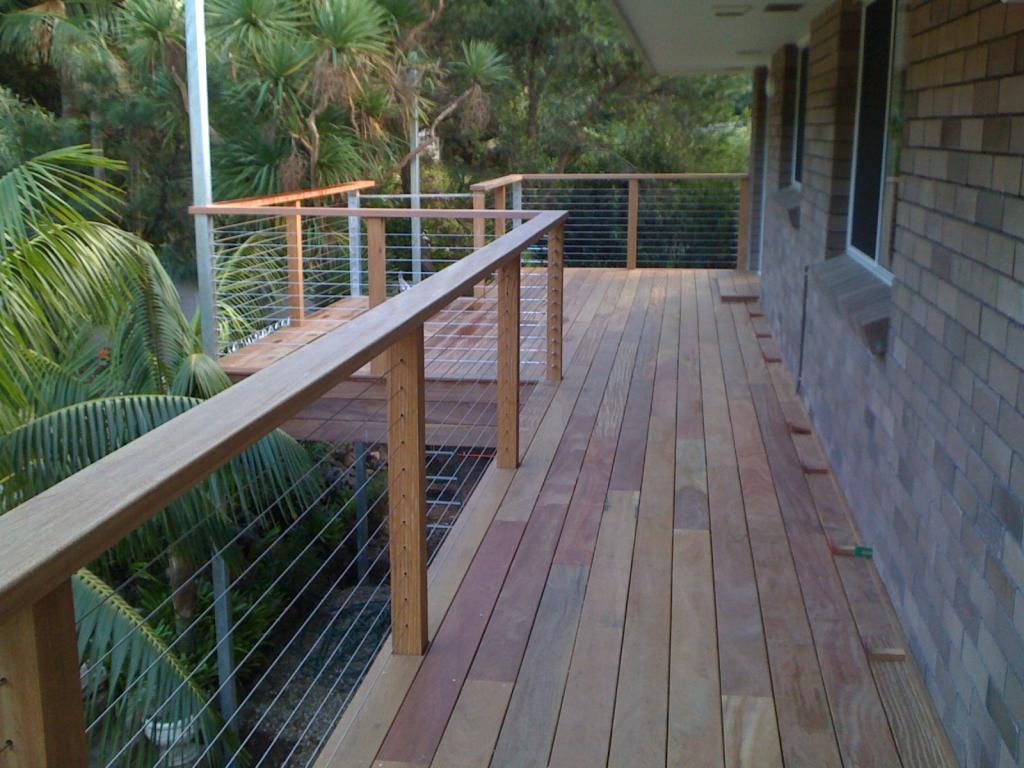 Decking materials decking materials canberra for Decking material options
