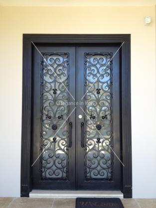 Door Designs By Elegance In Iron Part 96