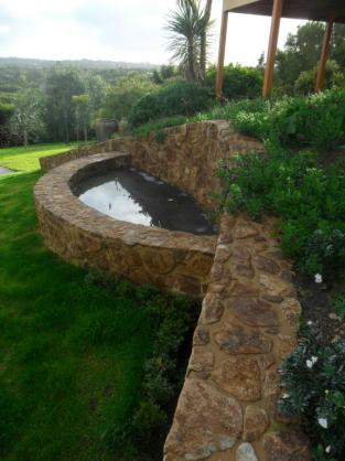 Water Feature Ideas by Quinnscape & Stone