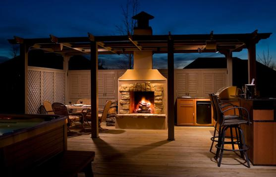 Pergola Ideas by The Pergola and Decking Company